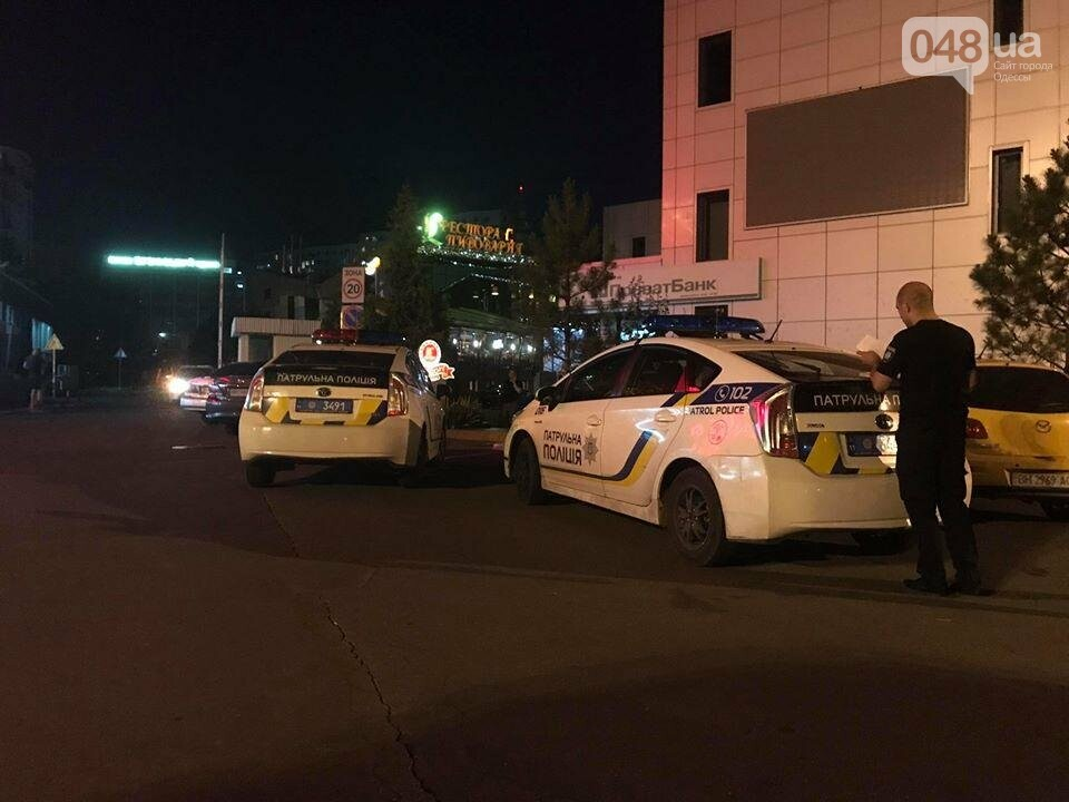 В Одессе на улице ранили пьяного водителя Jaguar: видео стрельбы (ФОТО, ВИДЕО), фото-1