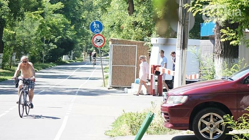 В Одессе превратили в бар спортивную площадку на Трассе здоровья (ФОТО), фото-3