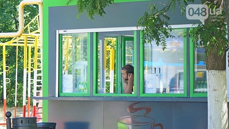 В Одессе превратили в бар спортивную площадку на Трассе здоровья (ФОТО), фото-5