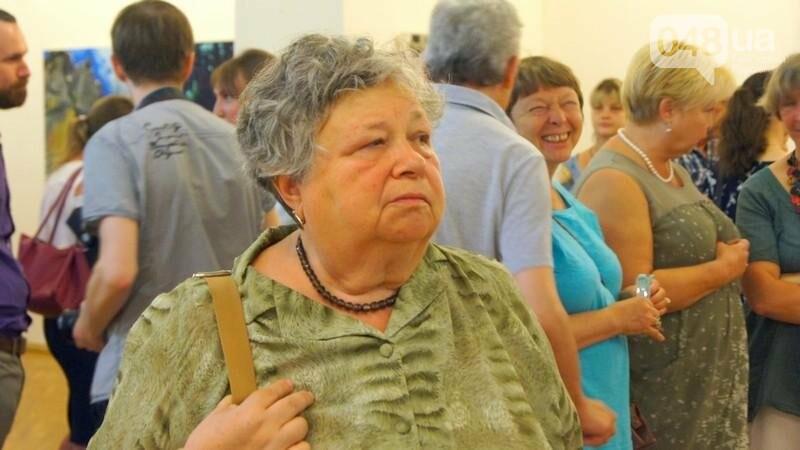 Современный австрийский художник показал хаос в Одессе (ФОТО), фото-27