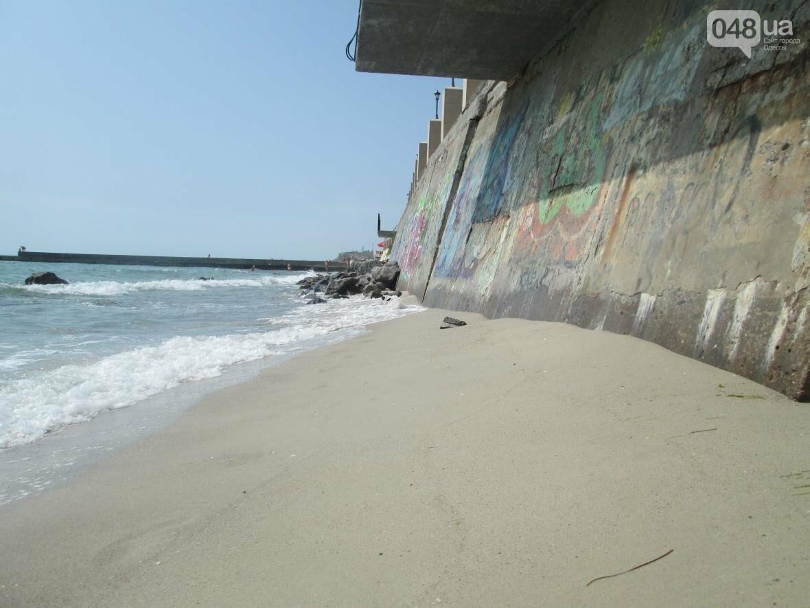 Коммерческое благоустройство от горсовета медленно, но уверенно отбирает пляж у горожан (ФОТО), фото-11