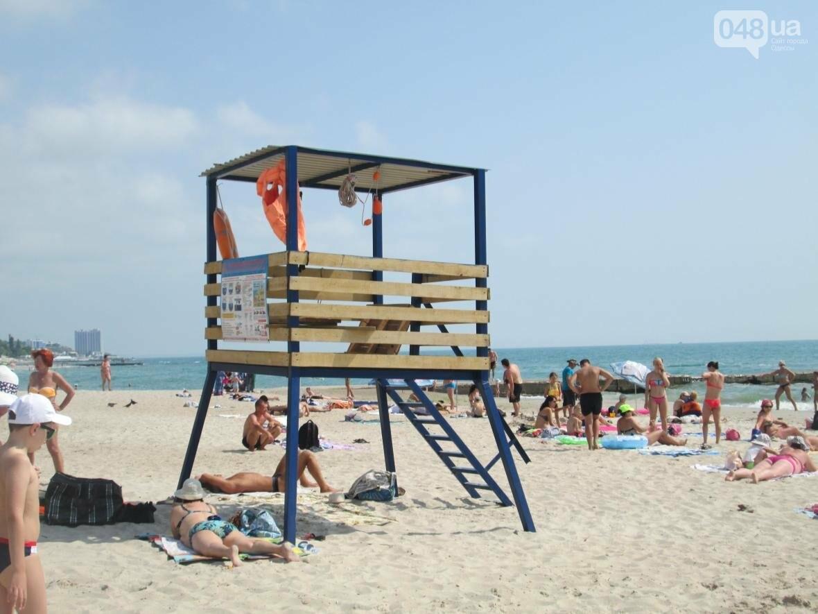 Коммерческое благоустройство от горсовета медленно, но уверенно отбирает пляж у горожан (ФОТО), фото-9