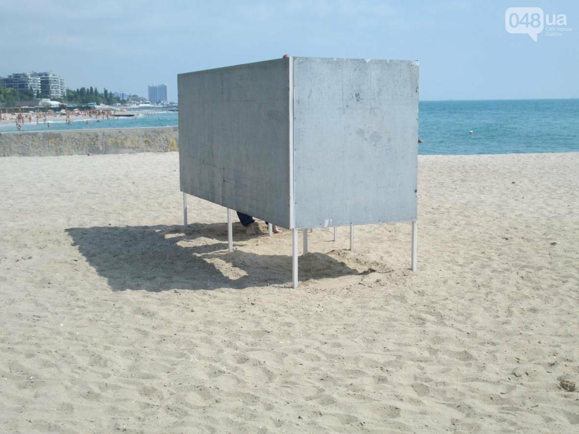 Коммерческое благоустройство от горсовета медленно, но уверенно отбирает пляж у горожан (ФОТО), фото-2