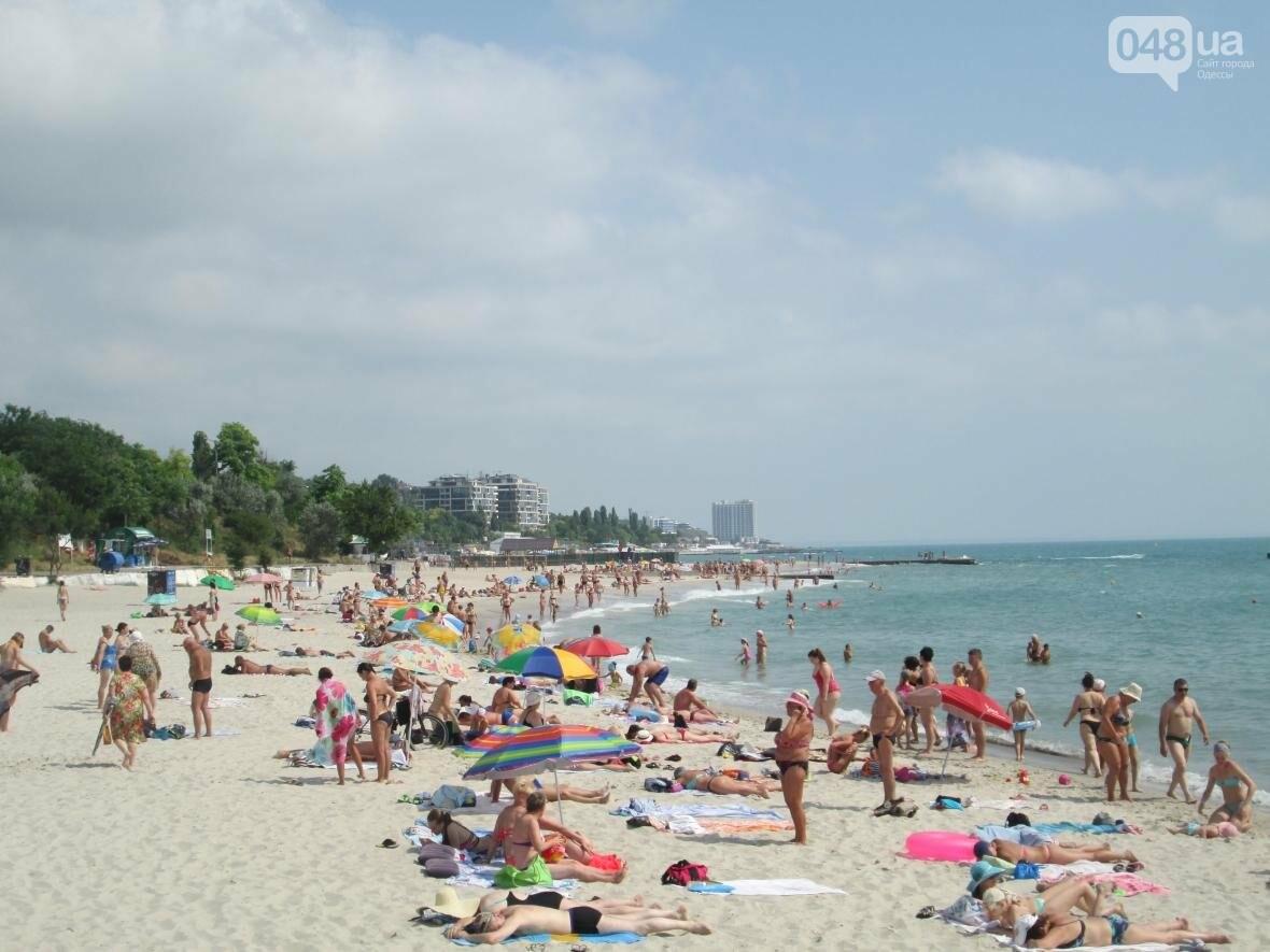 Коммерческое благоустройство от горсовета медленно, но уверенно отбирает пляж у горожан (ФОТО), фото-10