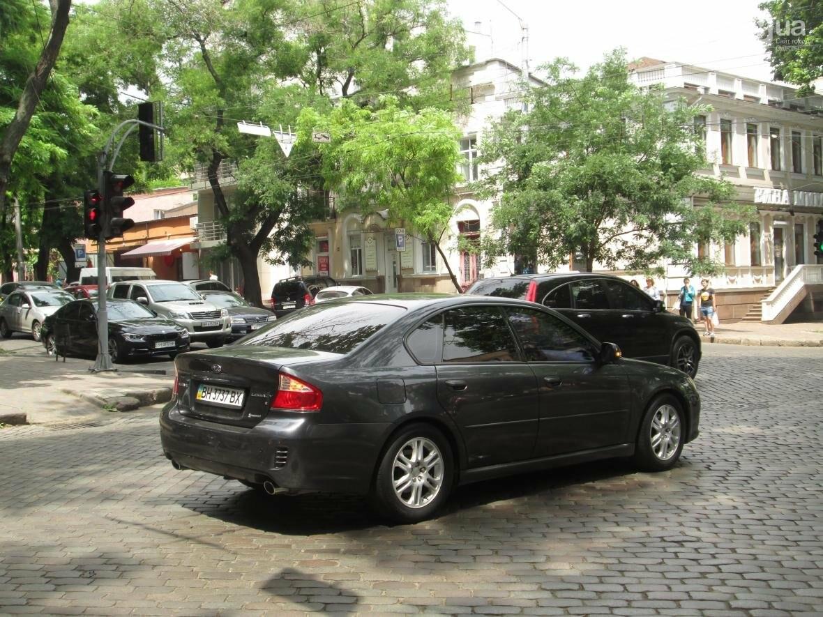 Авария в центре Одессы приостановила движение вдоль Пушкинской (ФОТО), фото-5
