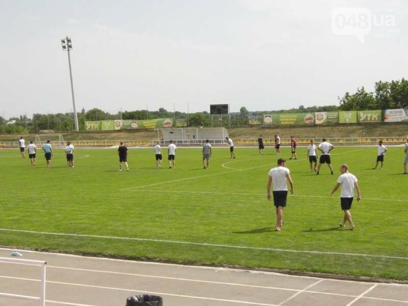 Одесская «Жемчужина» состязалась с командой из Черкасс (ФОТО), фото-7