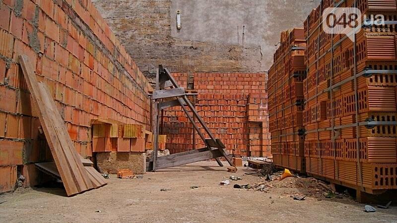 Застройщики одесской достопримечательности испугались: работы приостановлены (ФОТО), фото-5