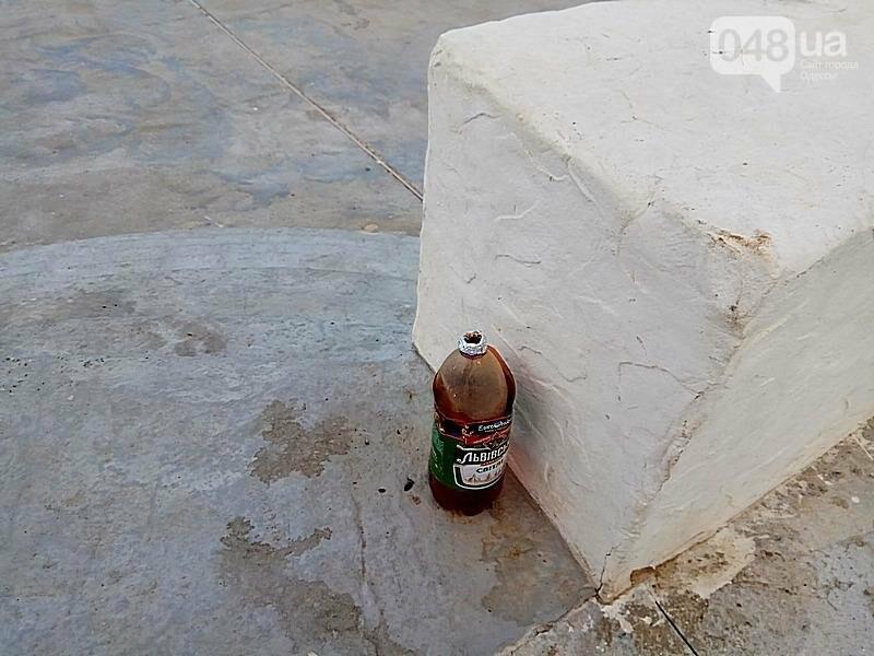 В Одессе растет свалка на набережной Аркадии (ФОТО), фото-3