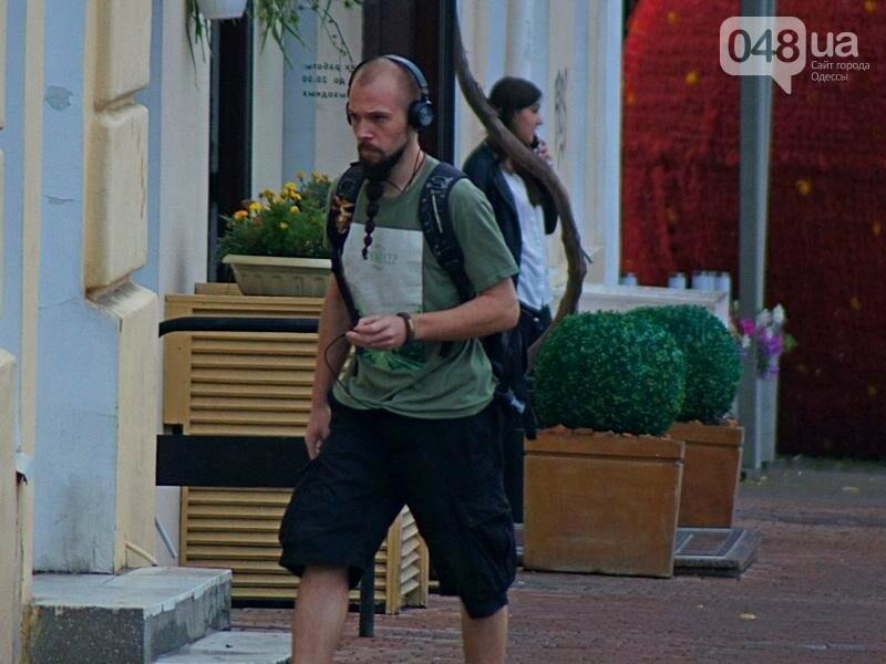 Шапка и шуба: чем порадовал июльский день одесситов (ФОТО), фото-3