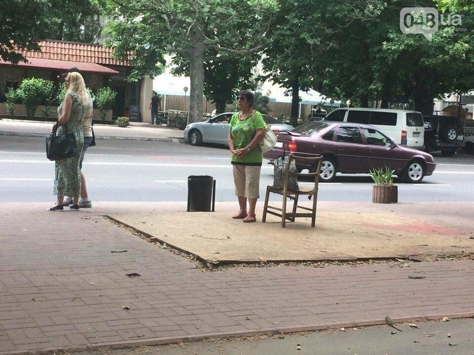 В Одессе нашлась самая странная остановка (ФОТО), фото-1