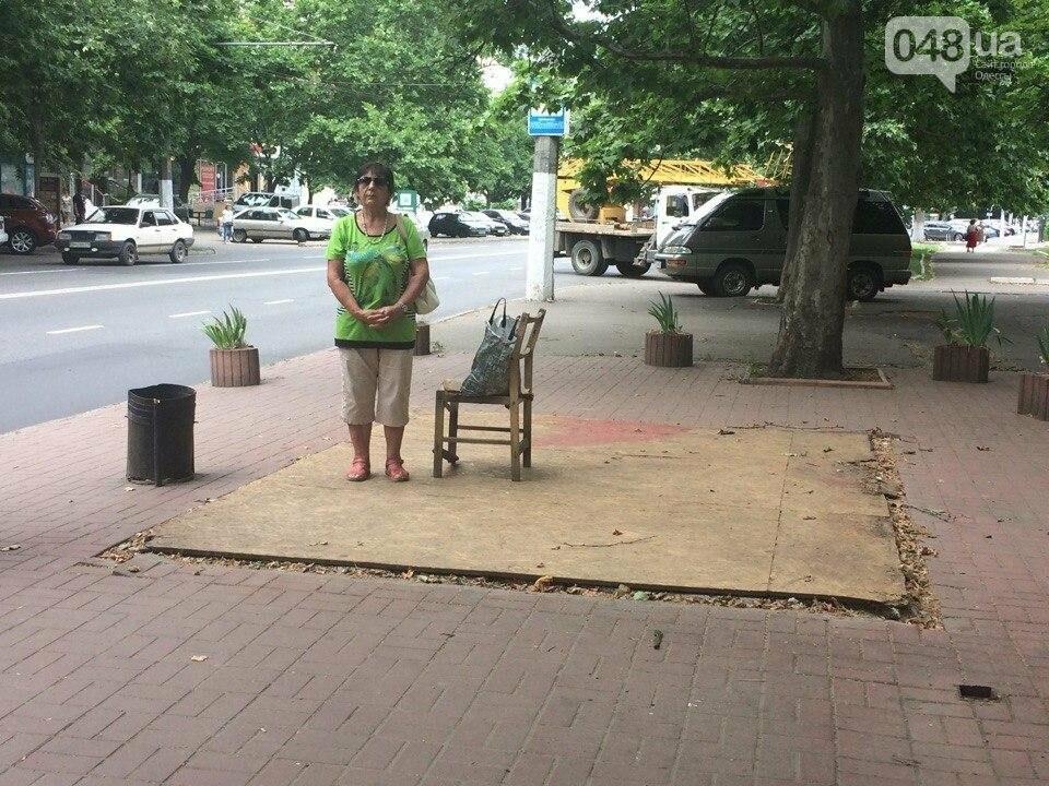 В Одессе нашлась самая странная остановка (ФОТО), фото-2
