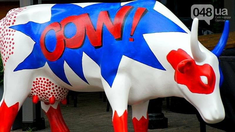 Корова-супергерой спасет Одессу от злых врагов (ФОТОФАКТ), фото-3