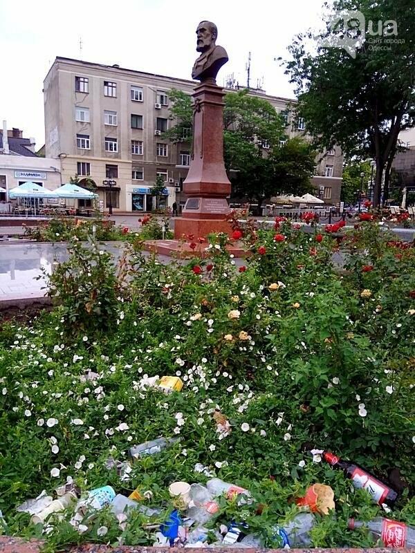 В Одесской мэрии забыли о новом памятнике городскому голове (ФОТО), фото-5