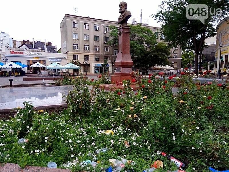 В Одесской мэрии забыли о новом памятнике городскому голове (ФОТО), фото-6