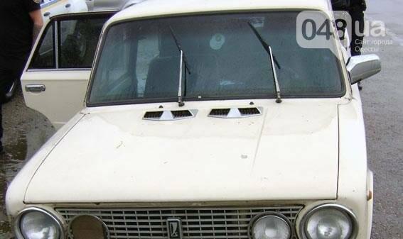 Одесские копы задержали автоугонщика «Жигулей» (ФОТО), фото-1