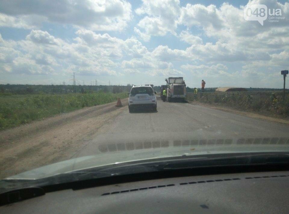И снова коллапс: Под Одессой многокилометровые автомобильные заторы (ФОТО), фото-2