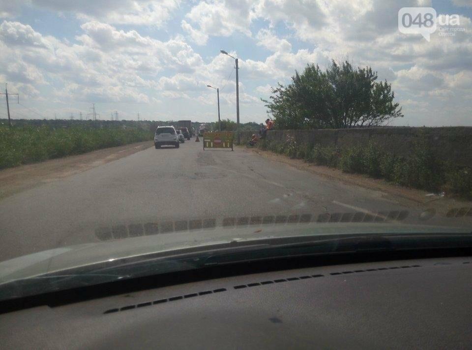И снова коллапс: Под Одессой многокилометровые автомобильные заторы (ФОТО), фото-1