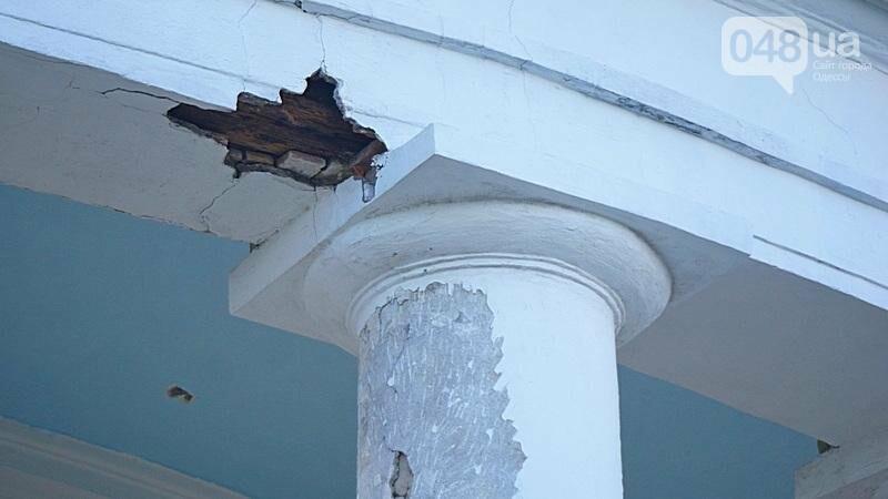 Археология, а не реставрация: что нашли под колоннадой в Одессе? (ФОТО), фото-2
