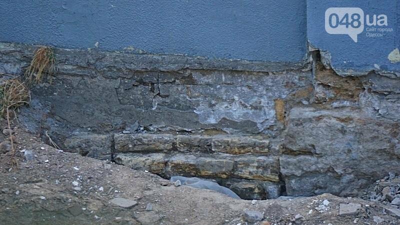 Археология, а не реставрация: что нашли под колоннадой в Одессе? (ФОТО), фото-6