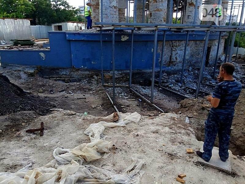 Археология, а не реставрация: что нашли под колоннадой в Одессе? (ФОТО), фото-20