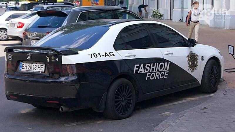 Центр Одессы патрулирует fashion-полиция (ФОТОФАКТ), фото-1