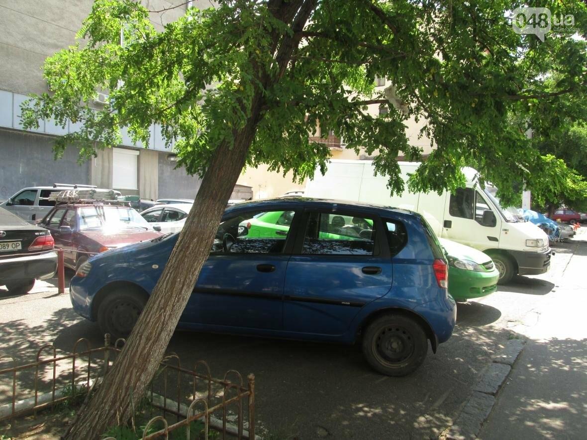 В Одессе найдено уникальное место, где водители резко забывают правила (ФОТО), фото-4
