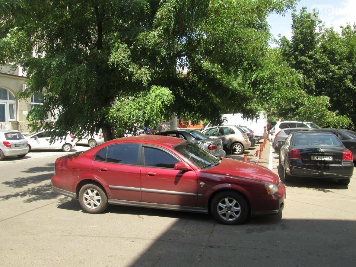 В Одессе найдено уникальное место, где водители резко забывают правила (ФОТО), фото-5
