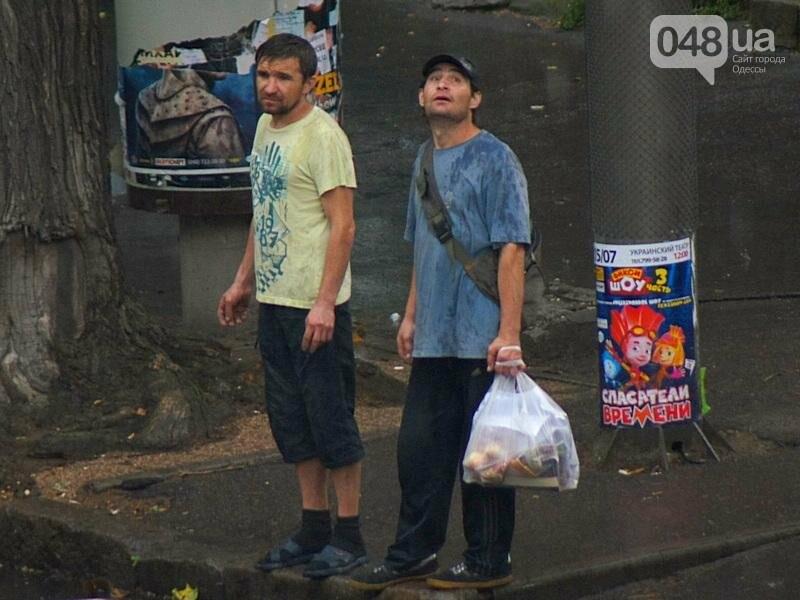 Ливень спас одесситов от июльской жары (ВИДЕО, ФОТО), фото-4