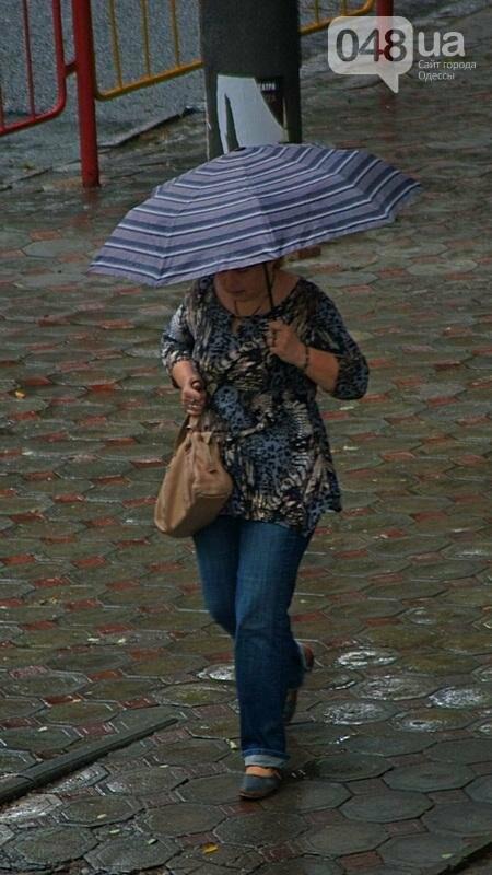 Ливень спас одесситов от июльской жары (ВИДЕО, ФОТО), фото-5
