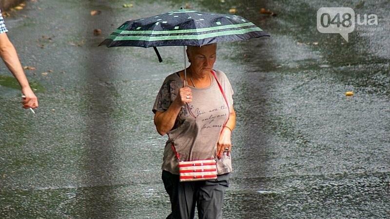 Ливень спас одесситов от июльской жары (ВИДЕО, ФОТО), фото-7