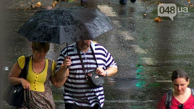 Ливень спас одесситов от июльской жары (ВИДЕО, ФОТО), фото-8