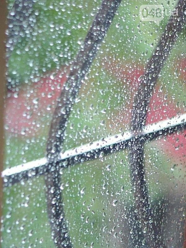 Ливень спас одесситов от июльской жары (ВИДЕО, ФОТО), фото-12