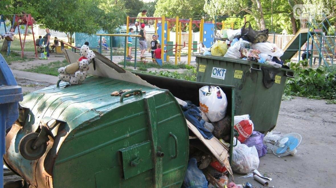 На одесских Черемушках взбунтовались дворники (ФОТО), фото-3