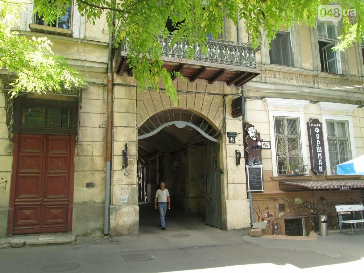 В Одессе исчез памятник знаменитому художнику (ФОТО), фото-4