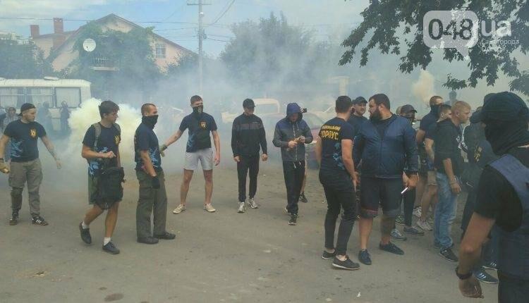 Трухановские активисты напали на участников акции (ФОТО), фото-6