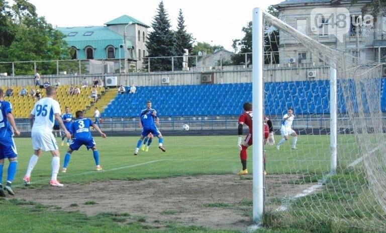 Одесская Жемчужина одержала победу над гостями (ФОТО), фото-3