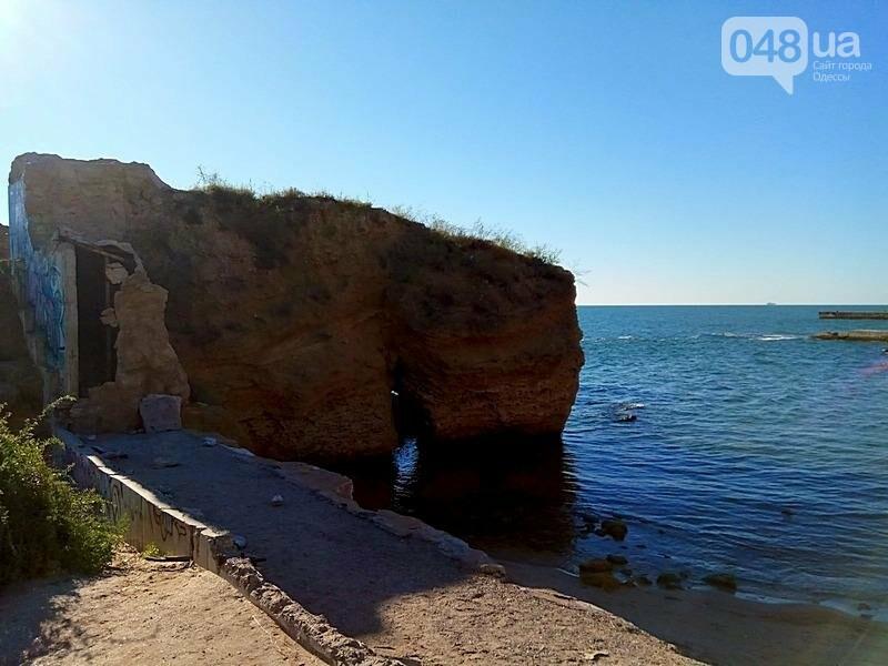 На одесском пляже олигарха поселились туристы (ФОТОФАКТ), фото-1