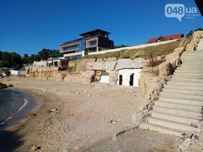 На одесском пляже олигарха поселились туристы (ФОТОФАКТ), фото-3