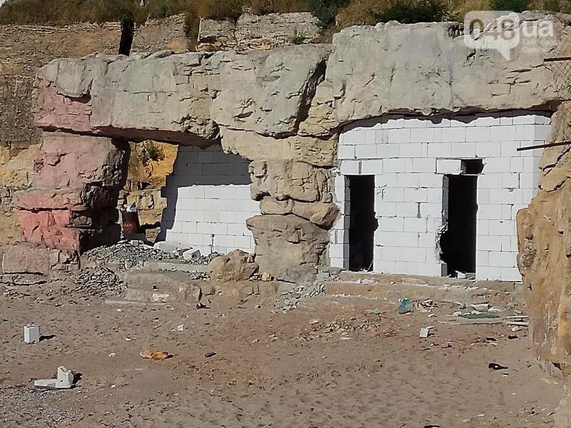 На одесском пляже олигарха поселились туристы (ФОТОФАКТ), фото-6