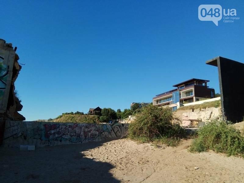 На одесском пляже олигарха поселились туристы (ФОТОФАКТ), фото-5