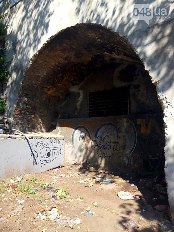 Из чего собрана Потемкинская лестница за десятки миллионов гривен? (ФОТО), фото-12
