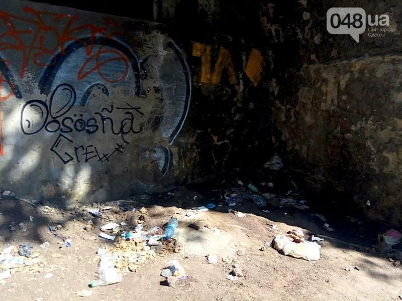 Из чего собрана Потемкинская лестница за десятки миллионов гривен? (ФОТО), фото-6