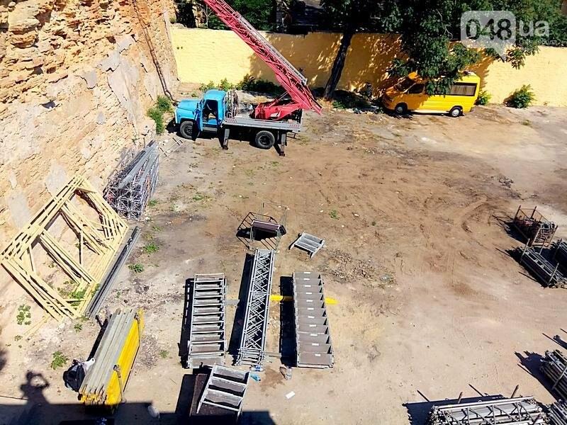 Из чего собрана Потемкинская лестница за десятки миллионов гривен? (ФОТО), фото-10
