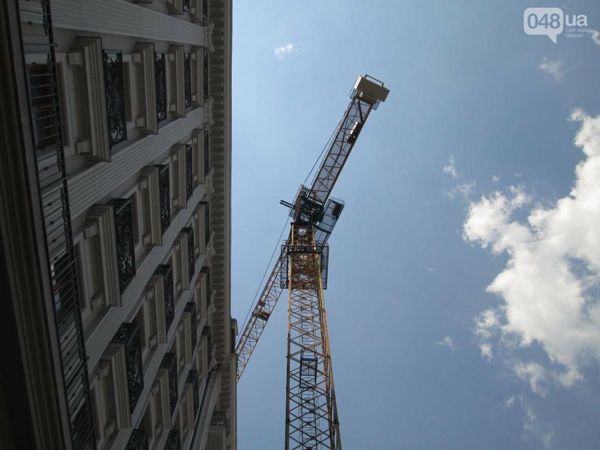 Одесские строители работают над созданием трагедии в центре города (ФОТО), фото-1