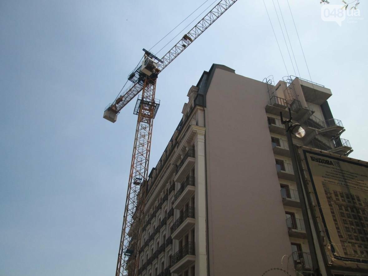 Одесские строители работают над созданием трагедии в центре города (ФОТО), фото-3