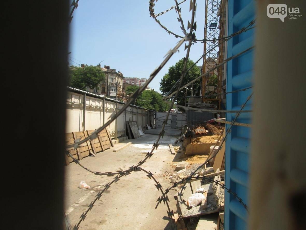 Одесские строители работают над созданием трагедии в центре города (ФОТО), фото-4