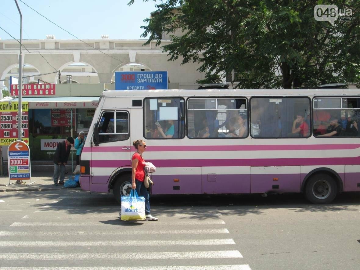 В Одессе расположена уникальная «зебра» со встроенной остановкой (ФОТО), фото-3