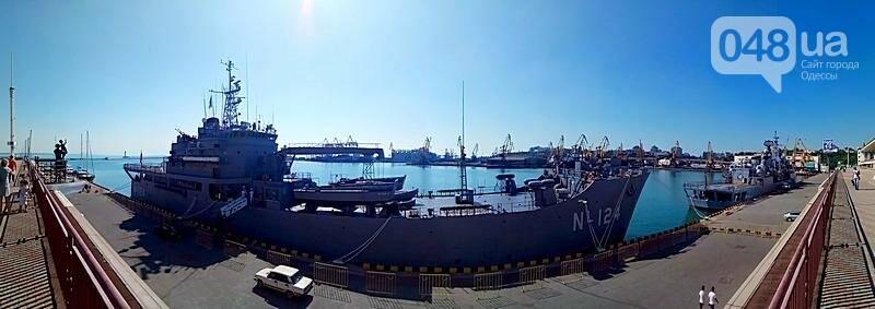 В Одессе гостит турецкий военный флот с подлодкой (ФОТО), фото-3