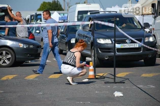 Подробности разбойного ограбления на одесском рынке (ФОТО), фото-2