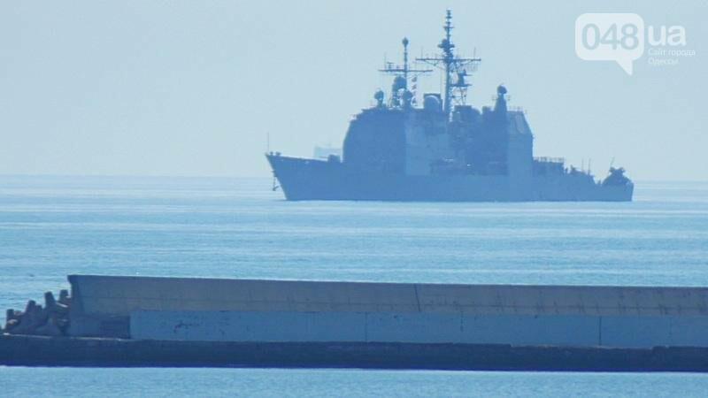 Американские боевые корабли с Томагавками зашли в Одесский залив (ФОТО), фото-1
